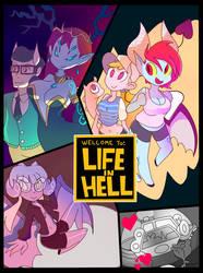Life in Hell by halftreidz