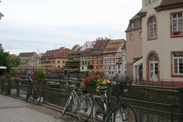 Strasbourg - on the L'Ile by Adeu