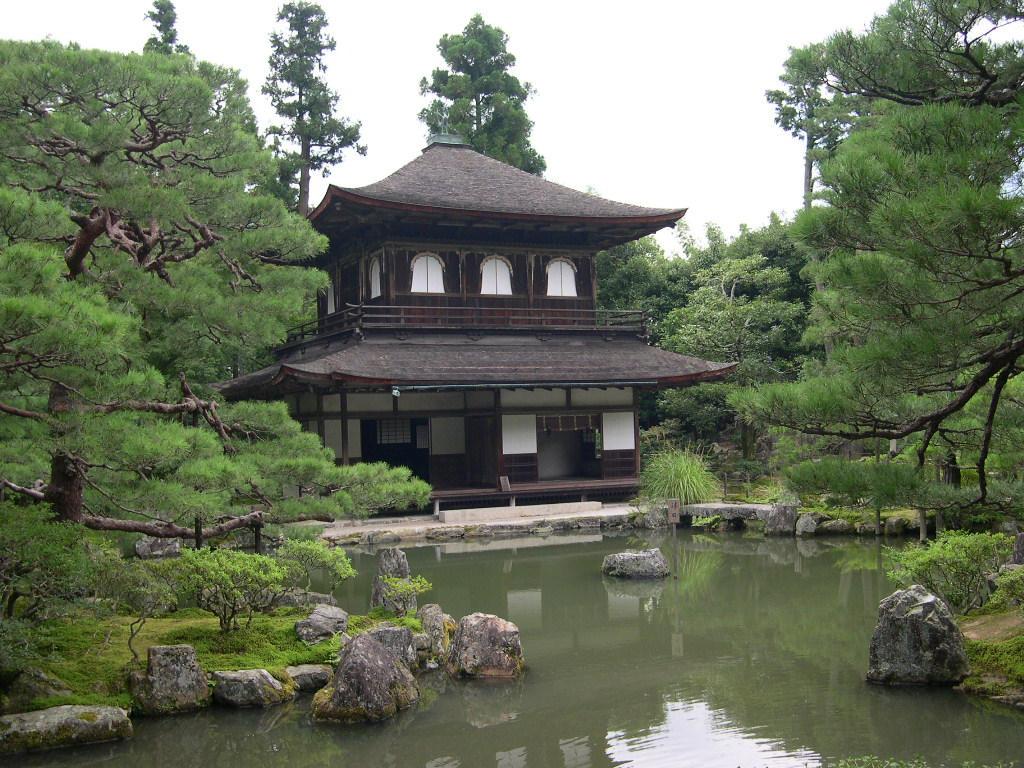 Ginkaku-ji -Silver Temple- II by Adeu