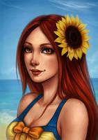 Pool Party Leona by FiSilva