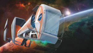 Interstellar lorry by niklasoh