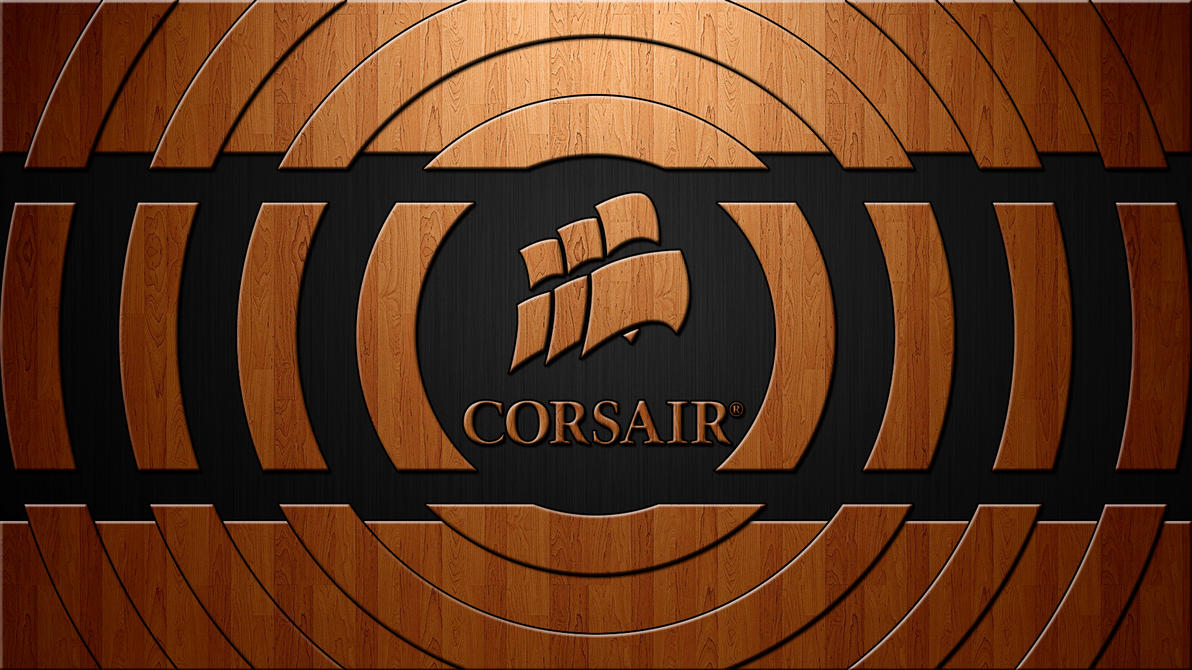 Wallpaper Corsair by joancosi