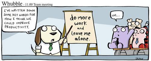 Whubble - meeting
