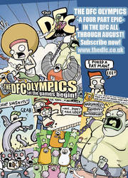DFC Olympics starts today