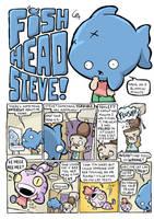 Fish-Head Steve page 1 by icanseeyourmonkey