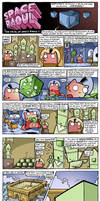 space raoul cubed - full strip by icanseeyourmonkey