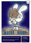Intergalanimals Major Bunny