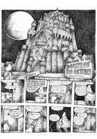 Subversive, Eden the comic by icanseeyourmonkey