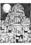 Subversive, Eden the comic
