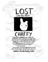 Find Chaffy by icanseeyourmonkey