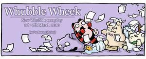 Whubble Wheek by icanseeyourmonkey