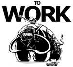 Corporate Skull WORK by icanseeyourmonkey