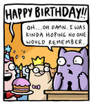 Happy Birthday Whubble