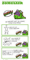 The ZOMGsaur