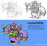 The Flugglegroog by icanseeyourmonkey