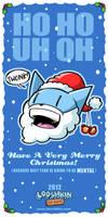 Happy christmas from Looshkin by icanseeyourmonkey