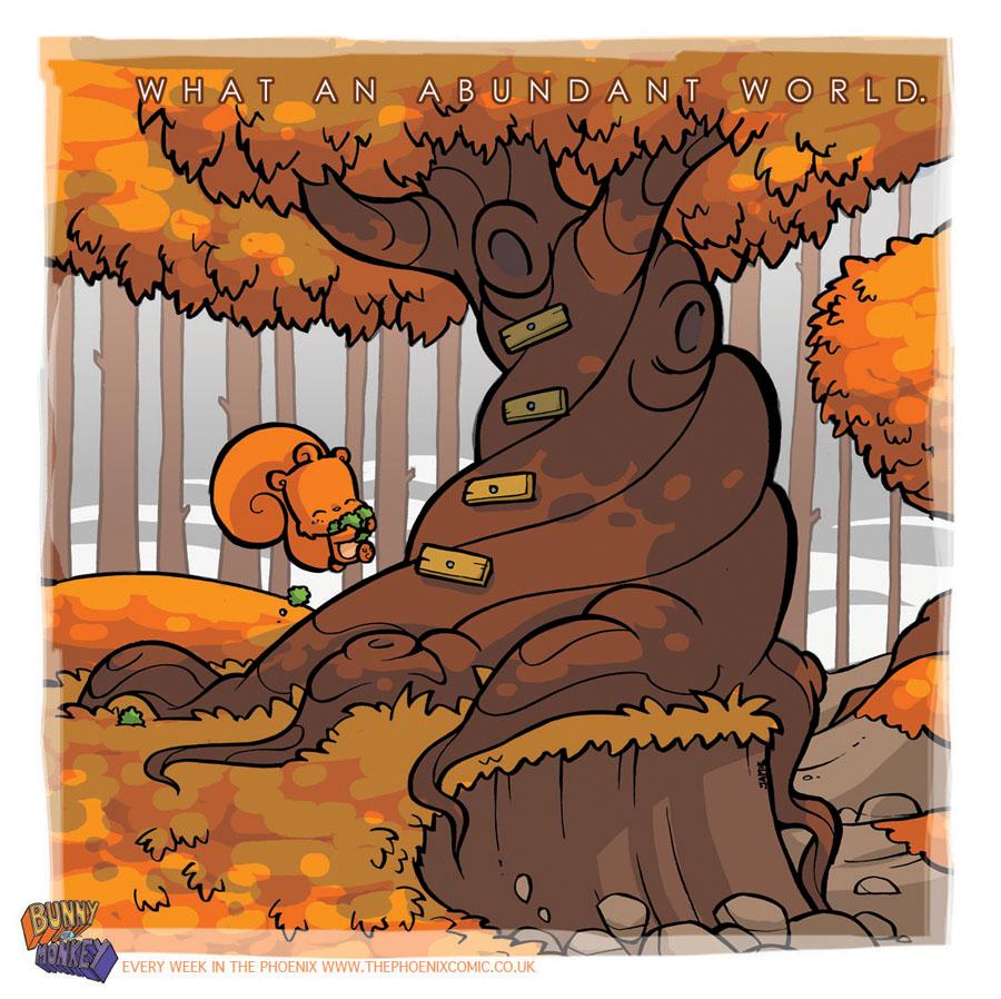 Bunny Vs Monkey scene 4 by icanseeyourmonkey
