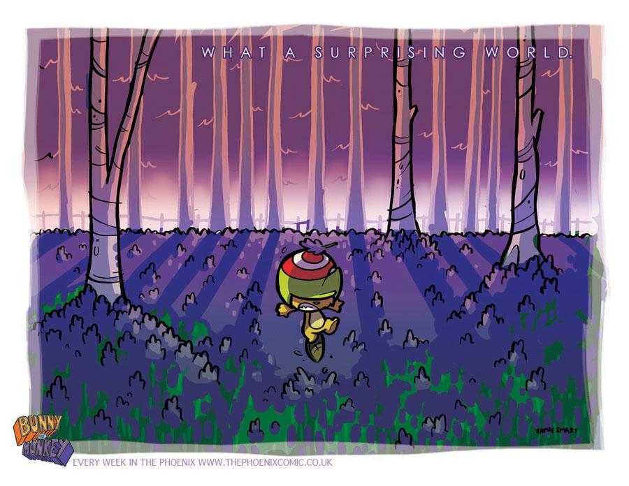Bunny Vs Monkey scene 6 by icanseeyourmonkey