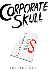 Corporate Skull 4 by icanseeyourmonkey