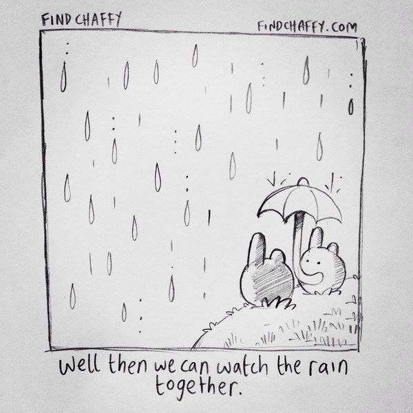 Find Chaffy - rain by icanseeyourmonkey