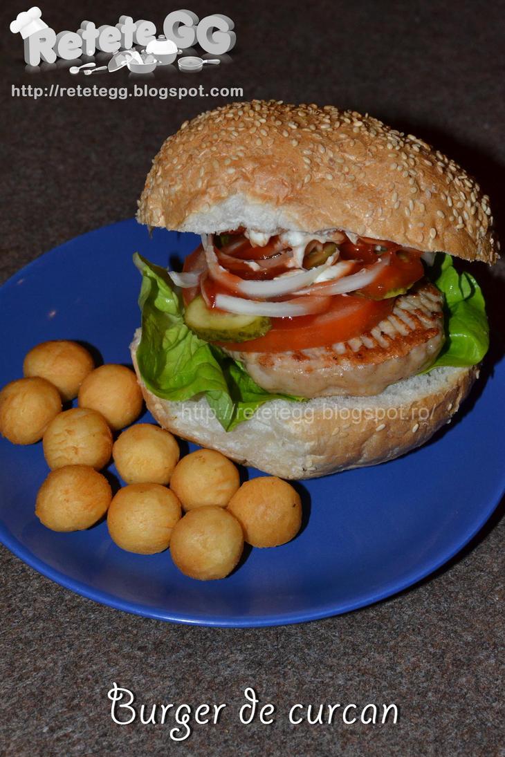 Turkey Burger by DanutzaP