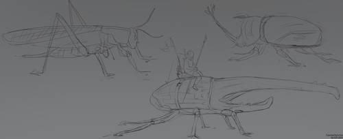 Scene117 - sketches