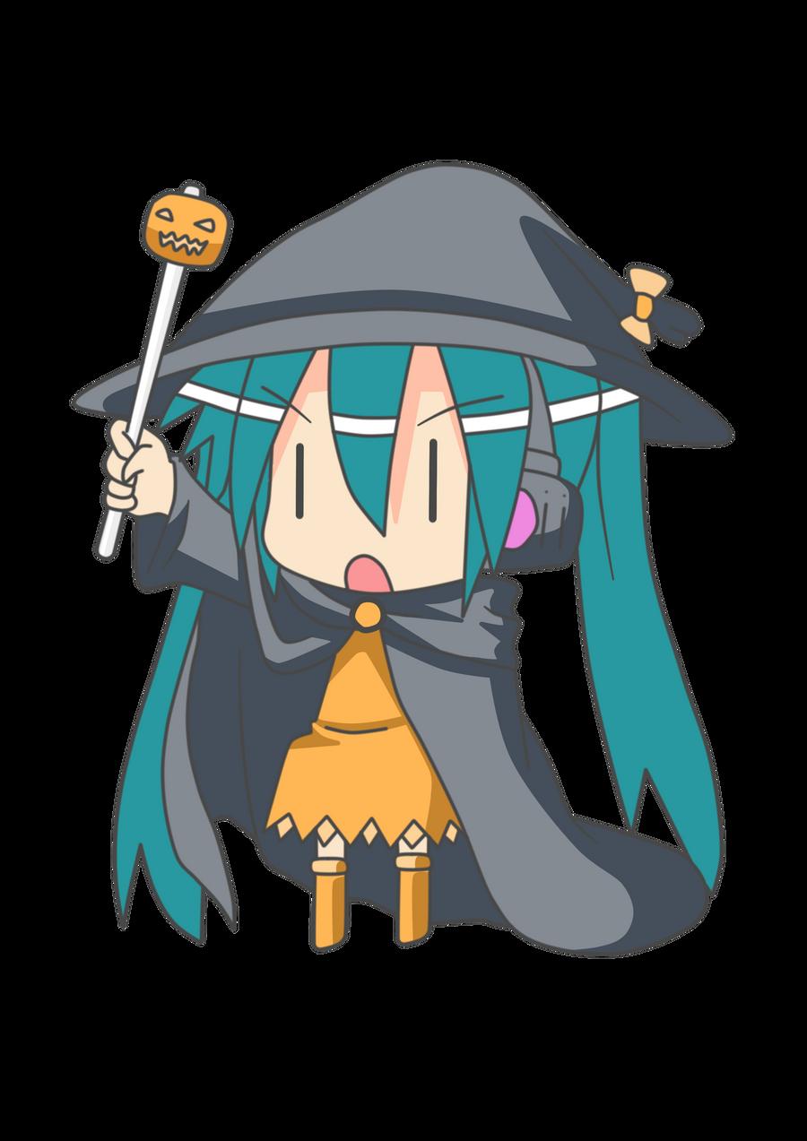 Vocaloid Chibi Miku Vocaloid Chibi Mage by...