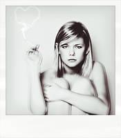 Cigarette by malinowomi