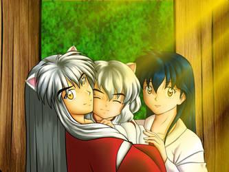 Linda familia by Magic80