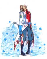 Zombie Medic by kytri