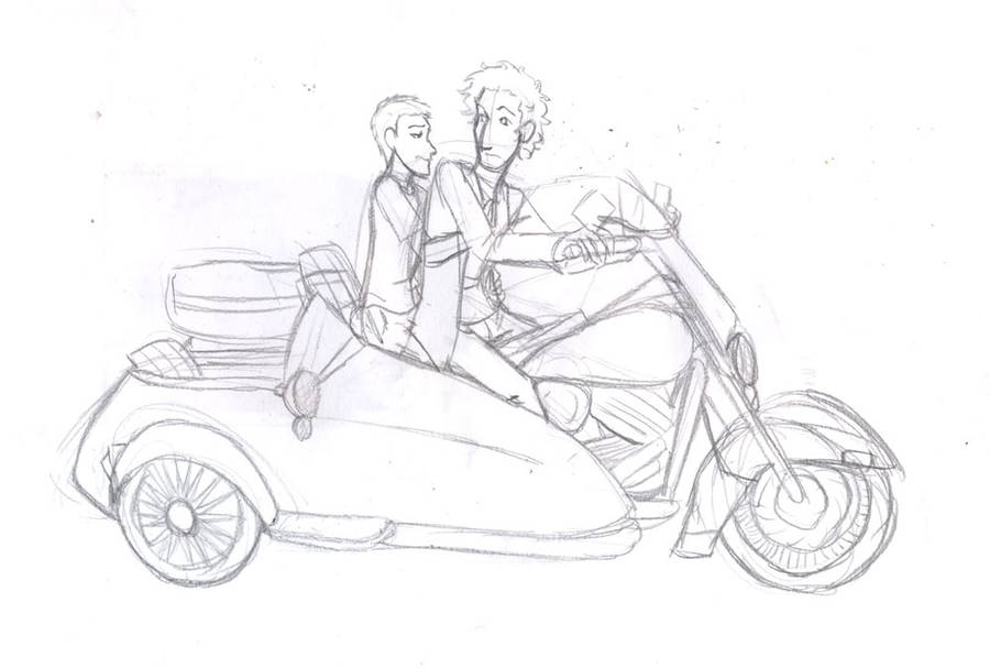 Sidecars are For Bitches by kytri