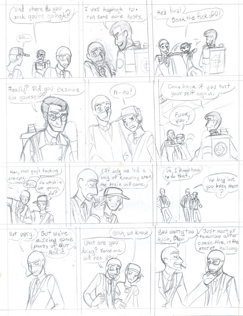 Cv page 53 pencils by kytri