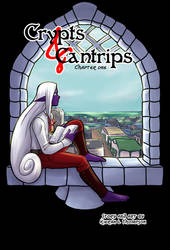 Crypts and Cantrips chapter 1