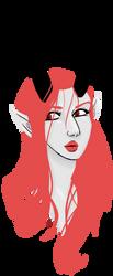 Demon Girl by kytri
