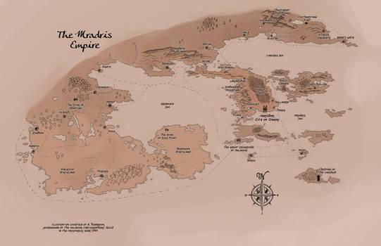 The Mradris Empire