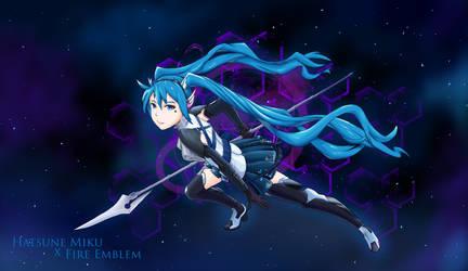 Hatsune Miku x Fire Emblem: Awakening