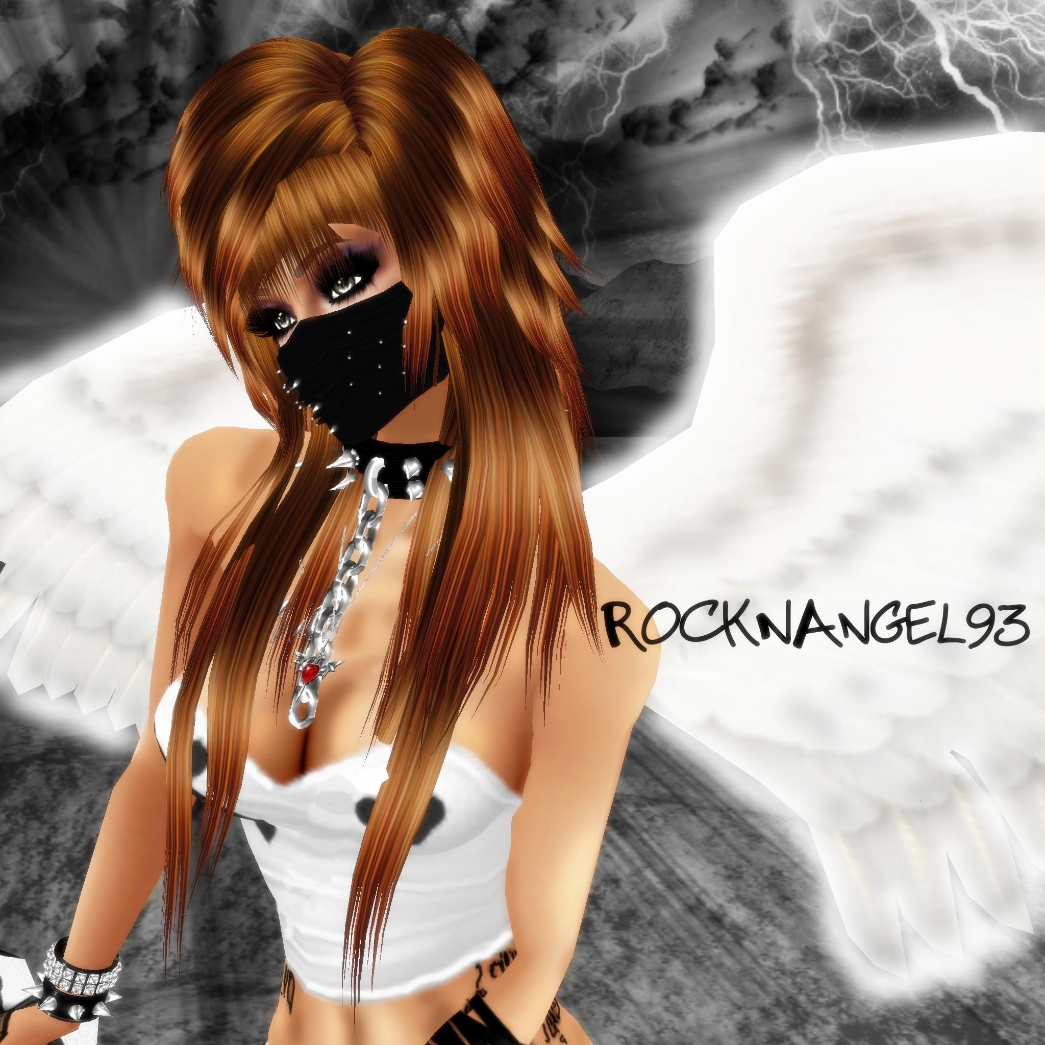 My IMVU character by RockAngel93