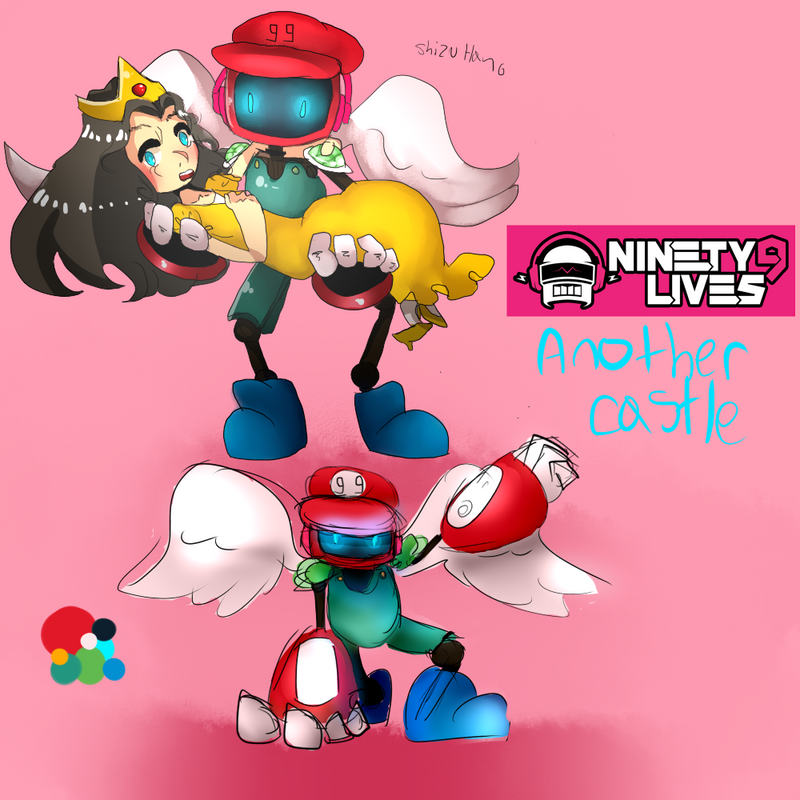 Ninety9 Lives Another Castle by Ponyo-Hopeless on DeviantArt