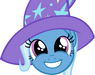 Trixie Being Brilliant by Crisx3