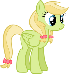 OC Pony - Brilliant Flourish by Crisx3