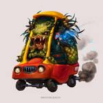 Predator car