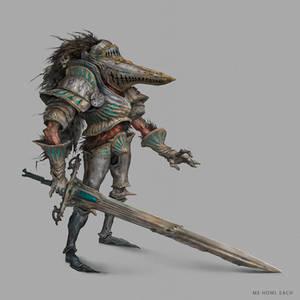 Ancient sworder