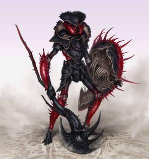 Frin-warrior