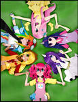 ~MLP~Circle of Friends