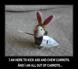 Bunny knight 2