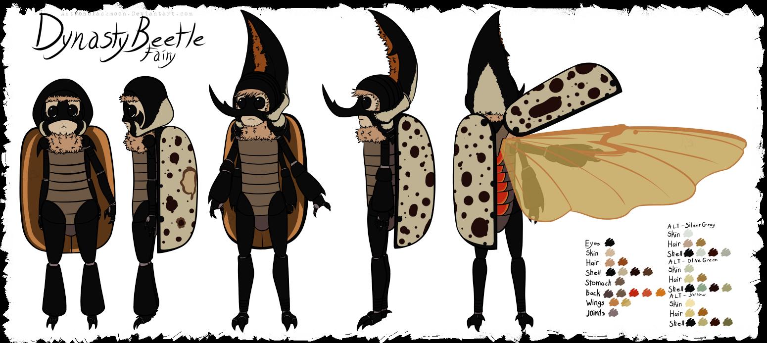 Dynasty Beetle Fairy by Astronblackmoon on DeviantArt