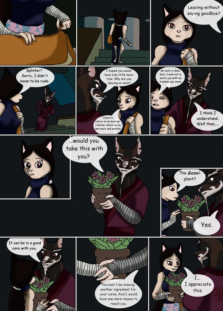TMNT Healer part 38 by straighteye