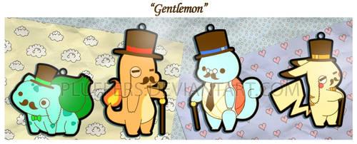 Gentlemon Charms