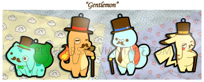 Gentlemon Charms