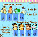 Gentlemon + Teaveelution Sale